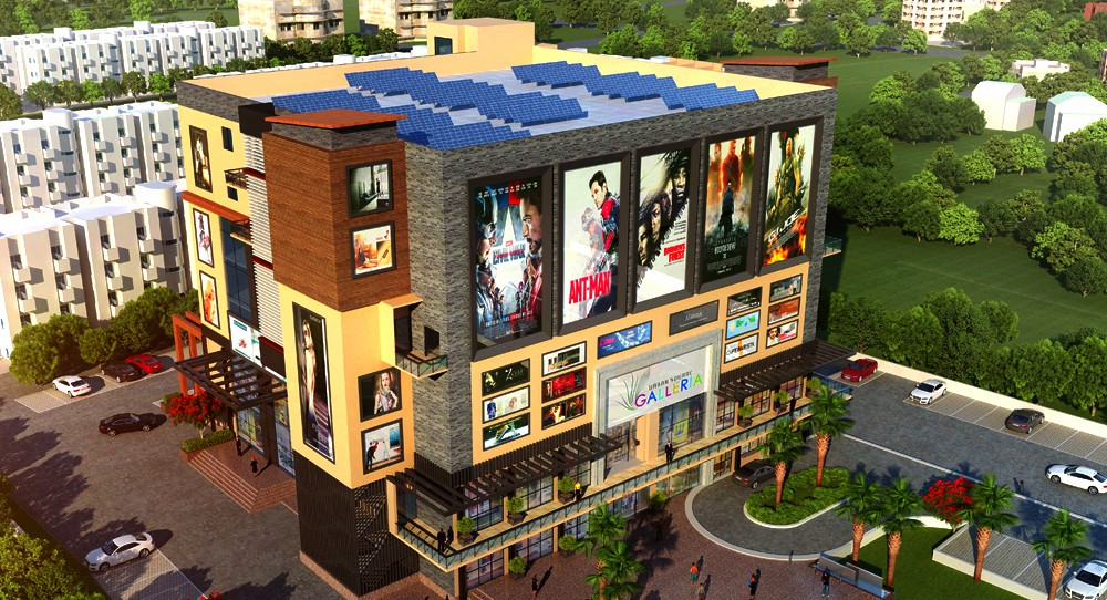 Urban Square Galleria, Alwar